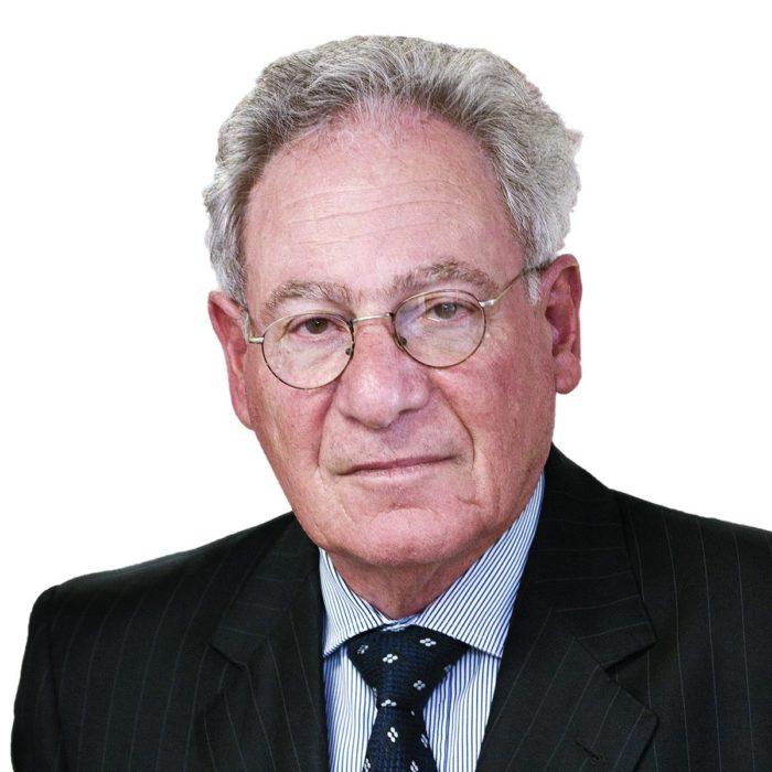 Portrait of Kenneth Radnoff