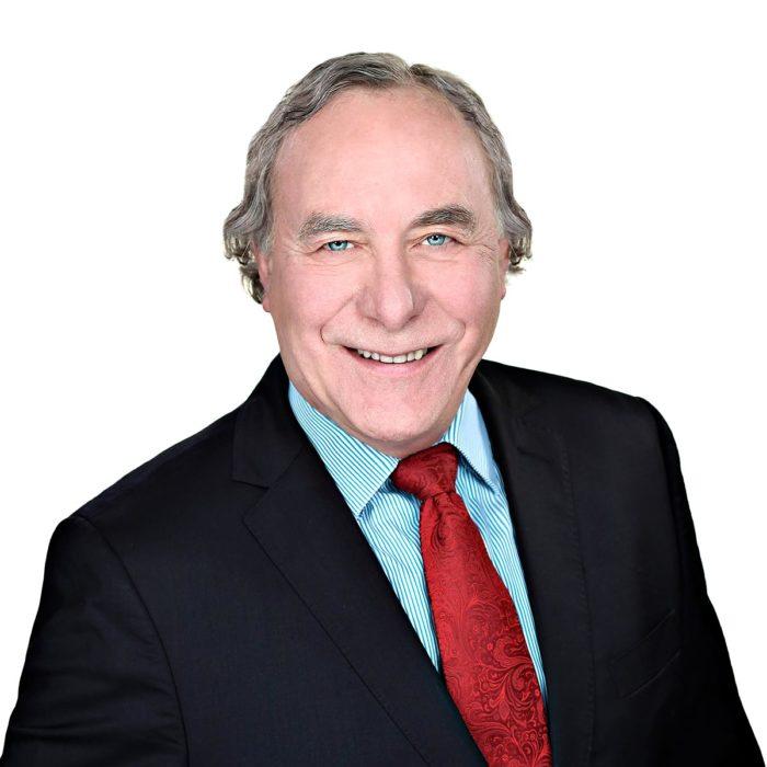 Portrait of Norman Bowley