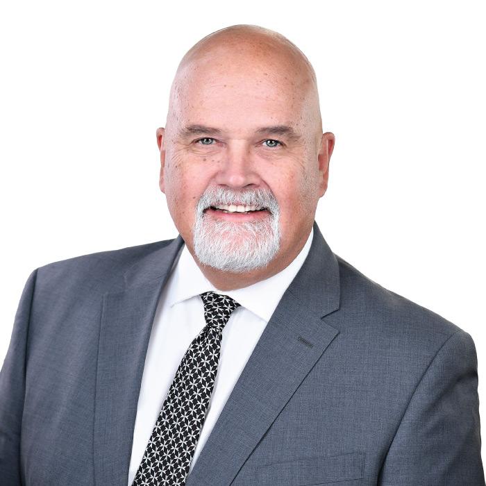 Portrait of Ron Petersen