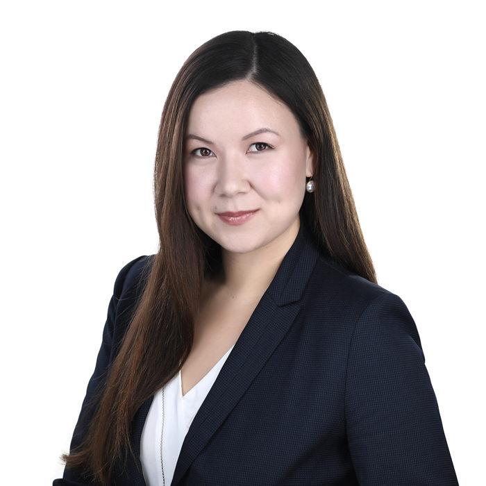 Portrait of Hilary Chung