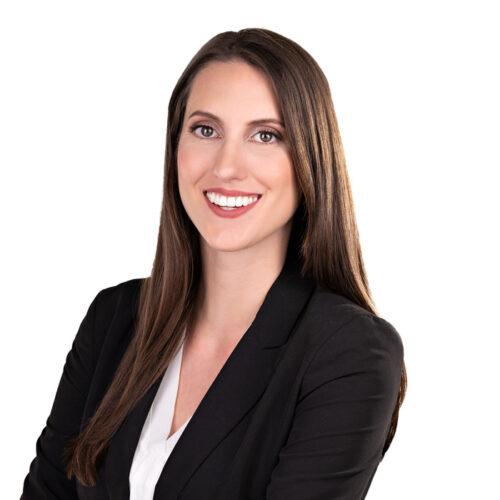 Portrait of Danielle Bartlett